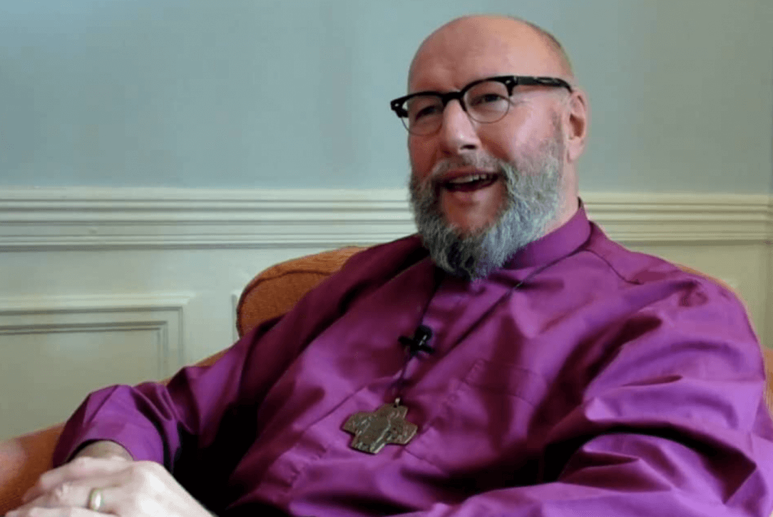 Bishop Paul of Liverpool