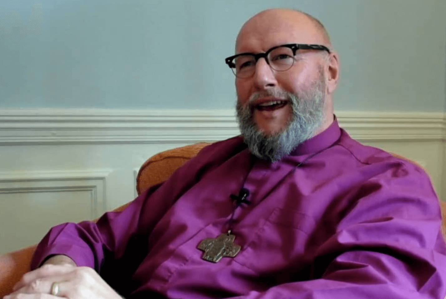Bishop Paul of Liverpool